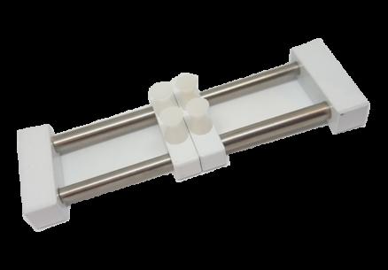 Spring Mini Vise Action with 4 nylon pins-Burfitt