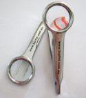 10X Magnifier Tweezer Portable Size