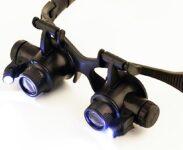 High Powered -Magnifying Glasses – 10X,15X,20X,25X