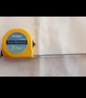 Mini locking measuring tape 2m- metric