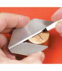 Plastic Centre Finder Centre Measuring Round Cylinder Milling Machine Tool