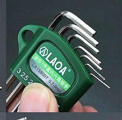hex key 1 1