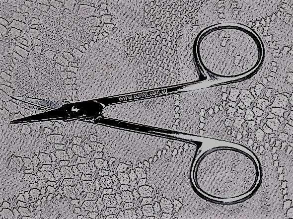 parchment scissor open positio 1