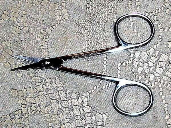 parchment scissor open positio small