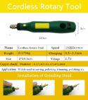 Cordless Rotary Tool USB
