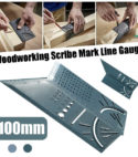 Woodworking Square Size Mitre Angle Ruler