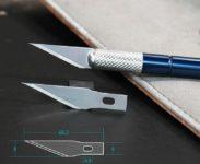 Exacto X-Acto #11 Blades Carbon Steel (10 pcs)